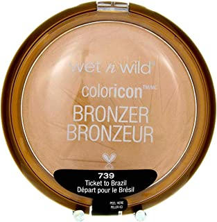 Wet n Wild Color Icon Bronzer - 13 g, 739 Ticket to Brazil