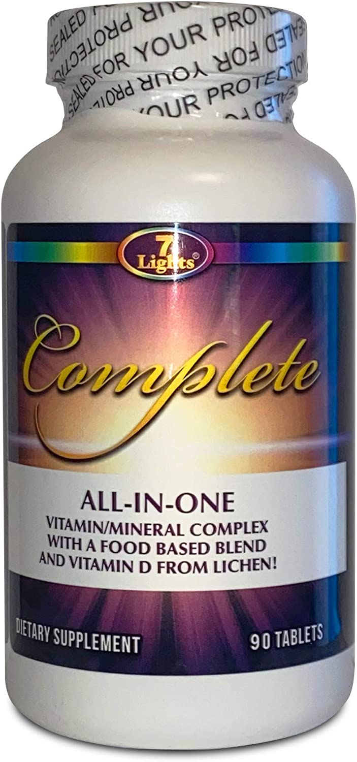 Challenge the lowest price of Japan Complete Max 64% OFF All-in-ONE Vitamin Mineral with PHYTONUTRIENT Complex