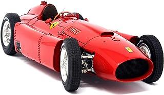 CMC-Classic Model Cars Ferrari-Lancia Short-Nose D50, Red