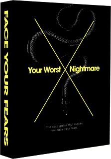 Your Worst Nightmare Box-01250 Card Game, Multi