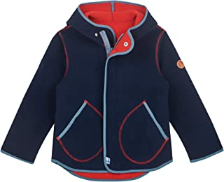 Finkid Tonttu Wind Kinder Wollstrick Fleecejacke Zip In Innenjacke