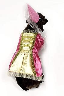 Midlee 粉色公主服装 中