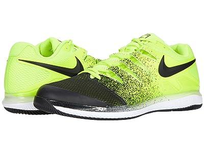 Nike Air Zoom Vapor X (Volt/Black/White) Men