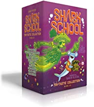 Shark School Fin-tastic Collection Books 1-10: Deep-Sea Disaster; Lights! Camera! Hammerhead!; Squid-napped!; The Boy Who ...