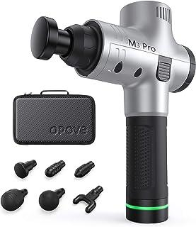 opove M3 Pro 全身リフレッシュ道具 トータルボディケア 充電式 バッテリー交換可能 日本語取扱説明書付き 一年間メーカー保証(シルバー)