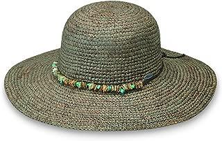 Women's Sabrina Sun Hat – Broad Brim, Elegant Style, Adjustable, Designed in Australia