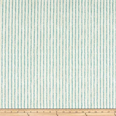 Magnolia Home Fashions Outdoor Duval Ocean Fabric by the Yard