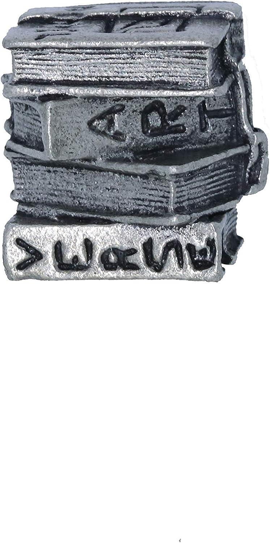 Jim Clift Design セール 登場から人気沸騰 Stack Lapel Books Pin of 人気ブレゼント