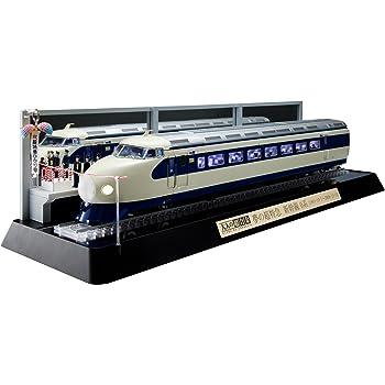 バンダイ 61474 大人の超合金 新幹線0系 初回生産分限定特典 「4種のデザインが印刷された、光前燈交換パーツ」付属