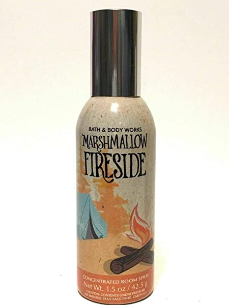 Bath And Body Works Marshmallow Fireside Concentrated Room Spray 1 5 Ounce 2018 Edition