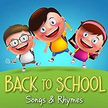 Back to School Songs & Rhymes