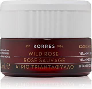 KORRES Wild Rose Vitamin C Brightening Sleeping Facial, 1.35 Fl. Oz