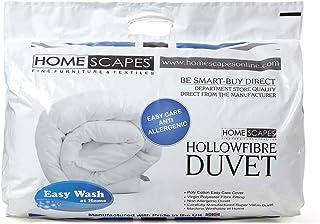 Homescapes Edredón nórdico SuperConfort en fibra hueca