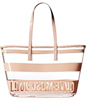 LOVE Moschino - Transparent Tote