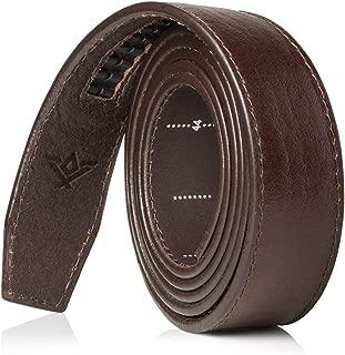 """SlideBelts 1.25"""" Belt Strap (Buckle Not Included)"""
