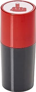 Asbri Golf Finger Ball Stamper - Red