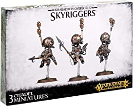 Games Workshop Warhammer Age of Sigmar Kharadron Overlords Skyriggers