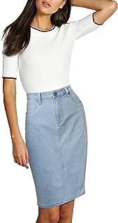 Best light denim skirt Reviews