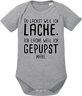 clothinx Baby Body Unisex Gepupst