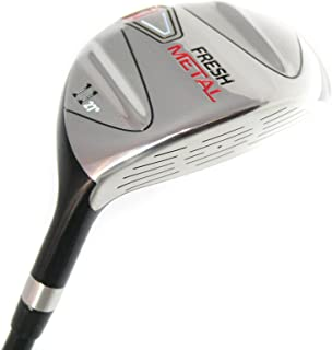 Founders Club Fresh Metal Golf Clubs Fairway Woods with Graphite Shaft and Head Cover