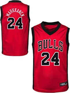 Outerstuff NBA Toddler Team Color Player Name & Number Replica Road Jersey