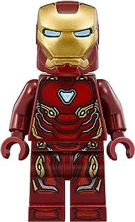 LEGO® Super Heroes – Avengers Infinity War Minifigura – Iron Man Tony Stark (76108)