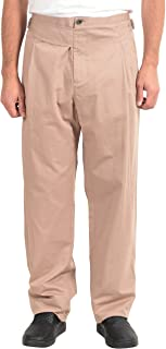 Gianfranco Ferre Men's Beige Casual Pants US 42 IT 58