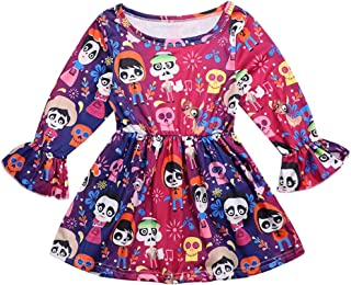 coco toddler dress