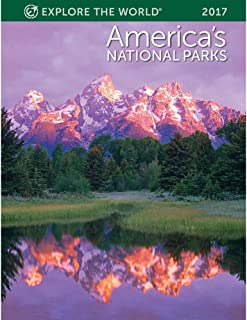America's National Parks Engagement Calendar 2017