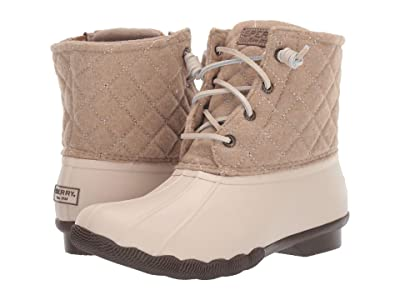 Sperry Saltwater Quilted Wool (Oyster/Oatmeal) Women