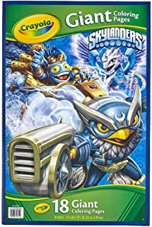 coloring pages skylanders superchargers