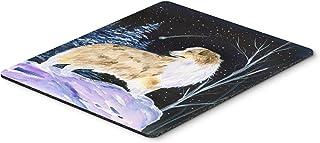 Caroline's Treasures Mouse/Hot Pad/Trivet, Starry Night Australian Shepherd (SS8359MP)