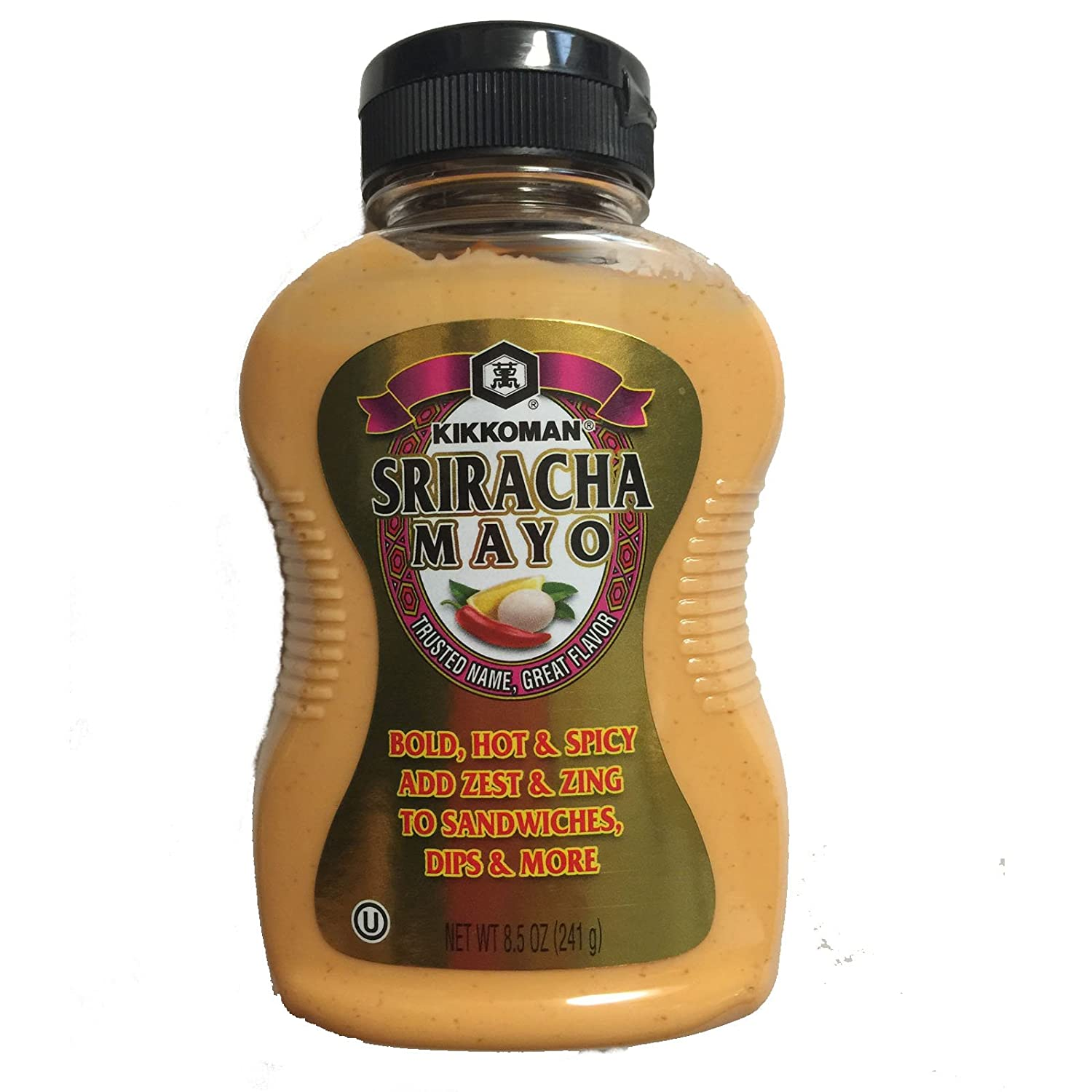 Opening large release Challenge the lowest price sale Kikkoman Sriracha Mayo 8.5 Pack Ounce 1 Of