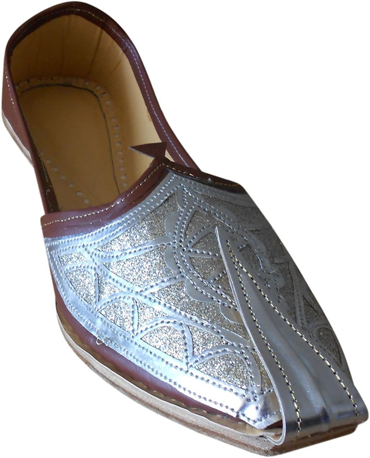Kalra Creations Men's Traditional Indian Faux Leather Casual shoes