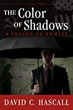 The Color of Shadows: A Season of Enmity (The Rainbow Road Trilogy Book 3)