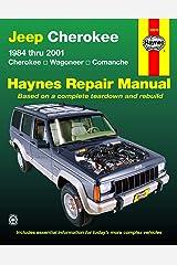 Jeep Cherokee Cherokee, Comanche & Wagoneer Limited, 2WD & 4WD, Gas (84-01) Hayn Paperback