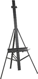 Martin Universal Design Torino Aluminum Gigante Artist Easel, Black, 1 Each (92-AE122X)