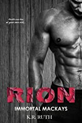 RION (IMMORTAL MACKAYS Book 1) Kindle Edition