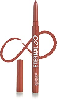 Eternal Automatic Twist Up Water Resistant Lip Liner – Easy Glide-on, Long Lasting and Non-Smudge Retractable Lip Pencil with Pigments and Professional Creamy Matte Finish (Caramel)