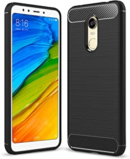 Simpeak Funda Compatible Xiaomi Redmi 5 Plus (5,99 Pulgadas), Fundas Redmi