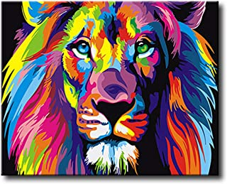 Shukqueen - Pintura al óleo para adultos, pintura acrílica