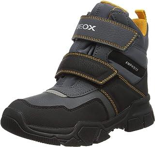 Geox J Nevegal Boy ABX C, Bottes de Neige Garçon