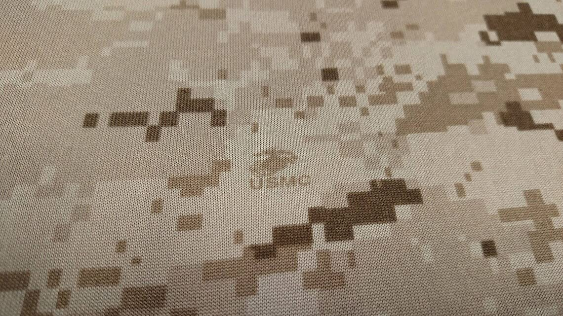 Desert A surprise price is realized Marpat Camouflage Automotive Headliner Fabric 3 16