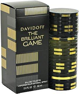 The Brilliant Game by Davidoff for charismatic man - Eau de Toilette, 60ml