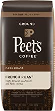 Peet's Coffee French Roast, Dark Roast Ground Coffee, 20 oz