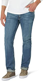 Lee Uniforms Men's Premium Flex Denim Regular Fit Jeans