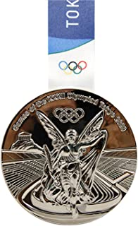 2020 Tokyo Olympics Medaille Replica Model Met Ketting Collection Souvenirs Voor Olympische Fans Studenten Awletes Awards ...