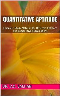 Books Of Quantitative Aptitude For Bank Exams