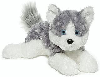 GUND Blitz Husky Dog Stuffed Animal Plush, Gray and White, 14