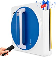 Window Cleaner Robot, Smart Window Cleaning Robot Mop with APP and Remote Control,..
